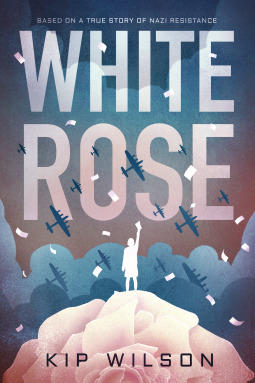 White Rose by Kip Wilson